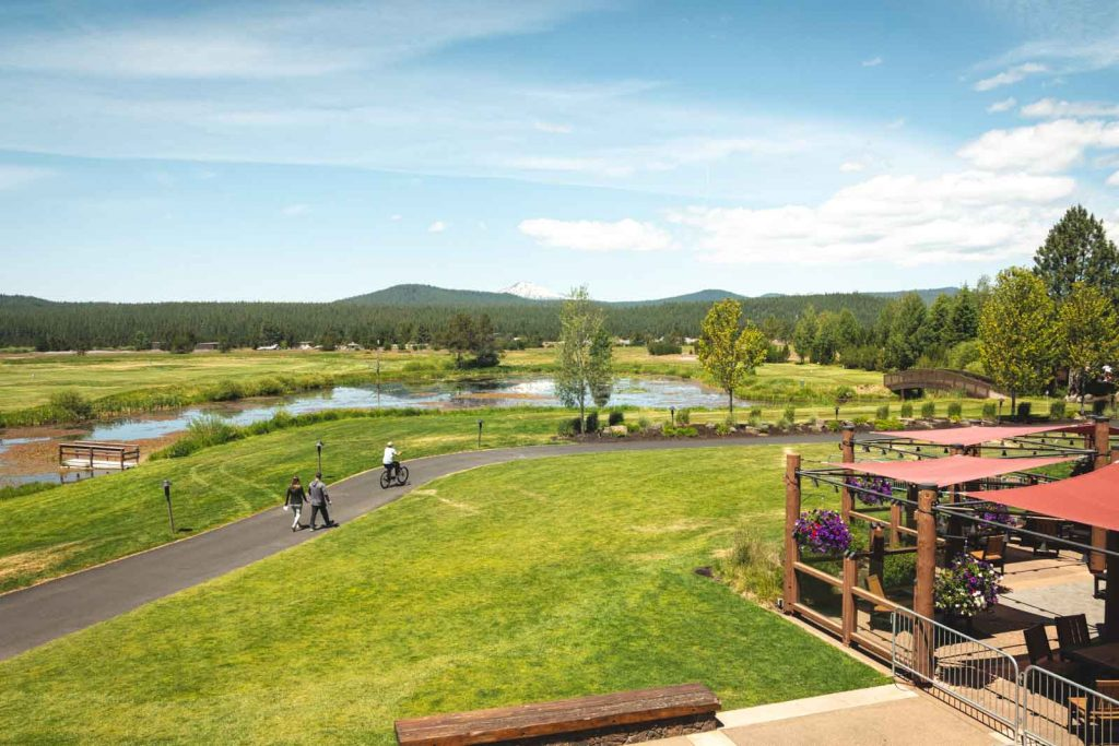 Hanging out at Sunriver Resort is a relaxing thing to do in Sunriver.