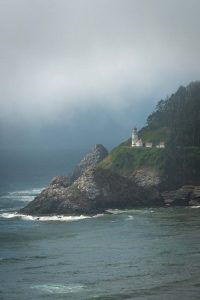 Heceta Head Lighthouse is a must see on your Oregon sand dunes adventure.
