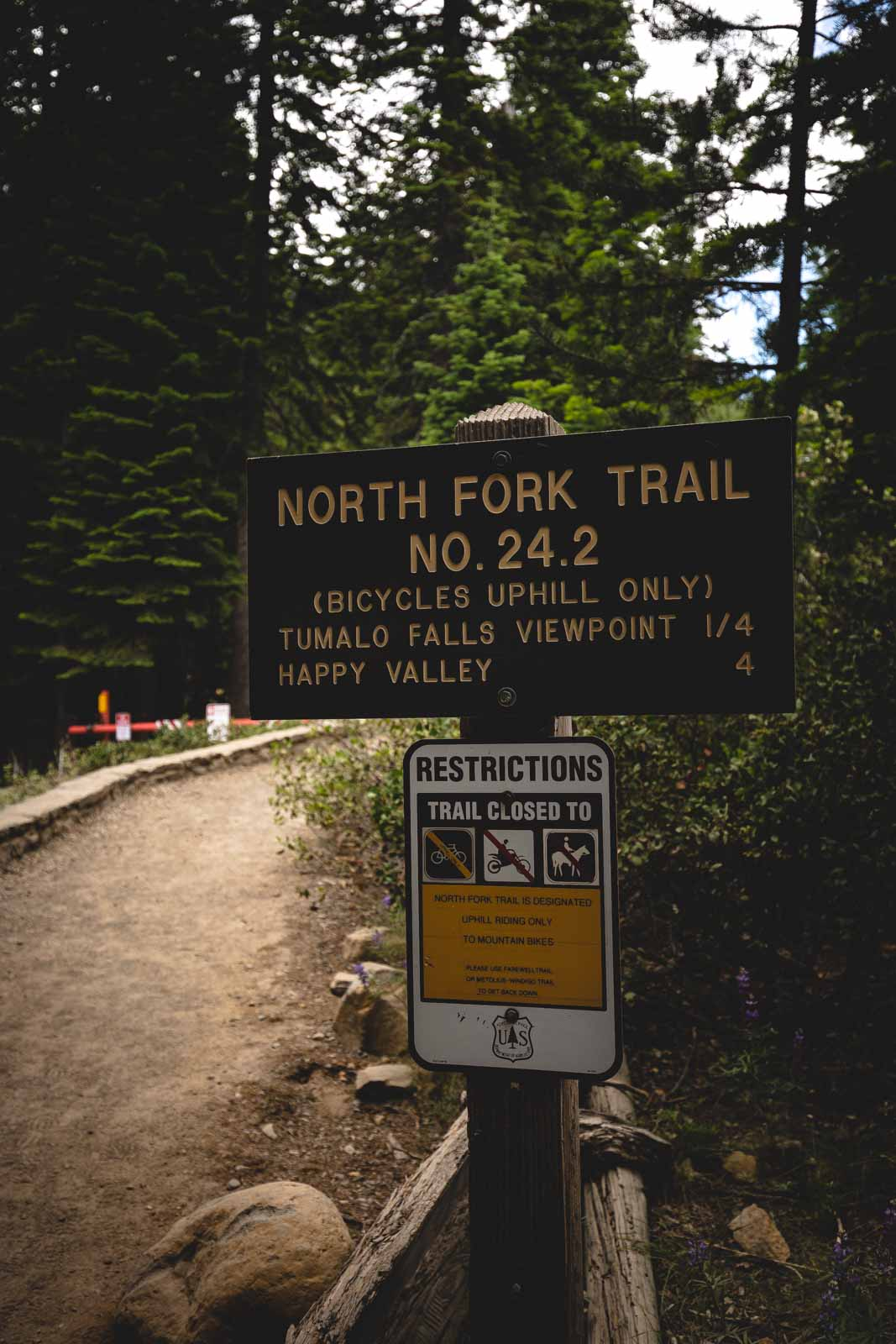 Tumalo Falls Hike is one of the best hikes in Oregon.