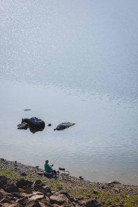 You can go fishing at Ochoco Reservoir at Ochoco National Forest.