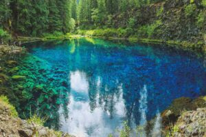 Tamolitch Blue Pool Hike