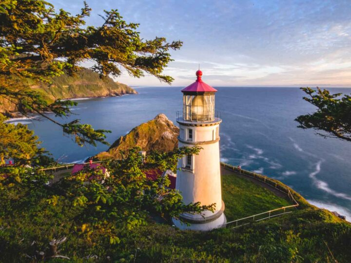 11 Oregon Lighthouses & The Adventures Nearby