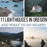 11 Lighthouses in Oregon
