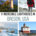 11 Incredible Lighthouses in Oregon