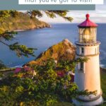Best Lighthouses in Oregon