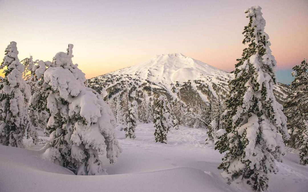 Ski resorts in Oregon