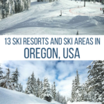 Best Ski Resorts and Ski Areas in Oregon