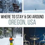 Where to Stay and Ski Around Oregon
