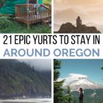 21 Cool Yurts in Oregon
