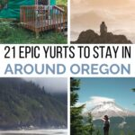 21 Epic Yurts to Stay in Around Oregon