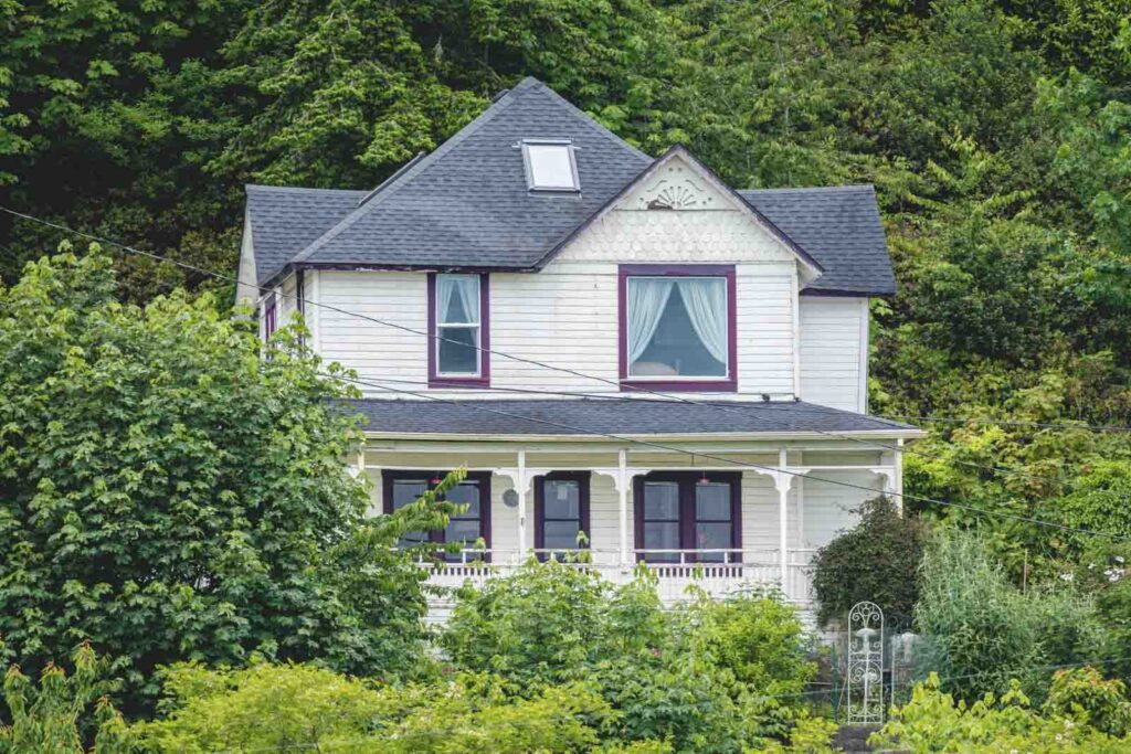 The Goonies House from the movie, visiting it is one of the best things to do in Astoria