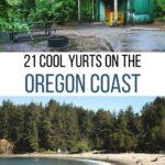 21 Cool Yurts on the Oregon Coast
