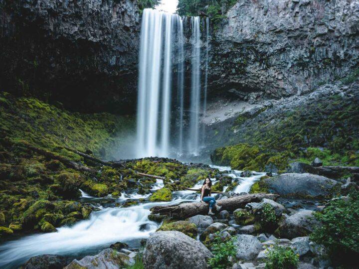 Hiking The Gorgeous Tamanawas Falls Trail