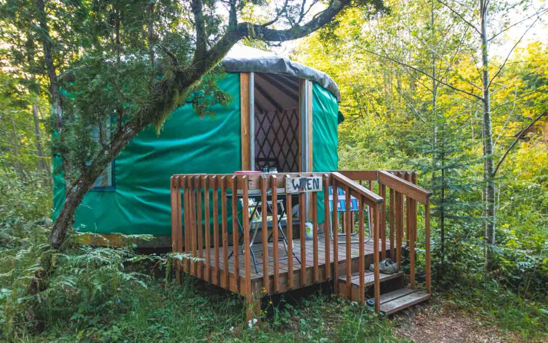 Yurts Oregon