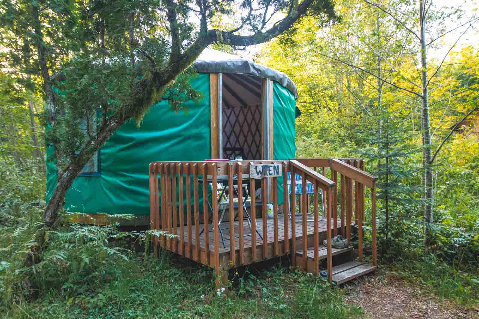 21 Cool Yurts in Oregon For a Memorable Stay