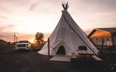 20 Epic Places to Go Glamping in Oregon