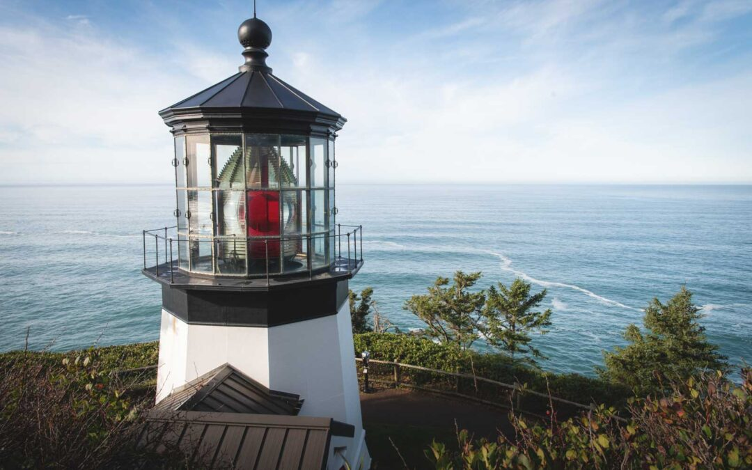 Exploring Cape Meares State Scenic Viewpoint