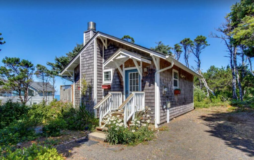 Cozy dog-friendly cabin in Oregon